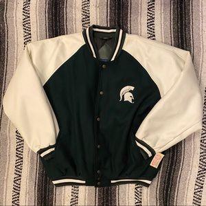 Steve & Barry's Michigan State Varsity Jacket